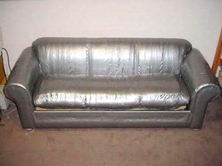 布基胶带沙发