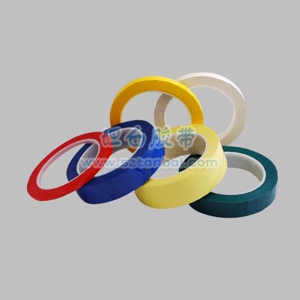 黄色马拉胶带